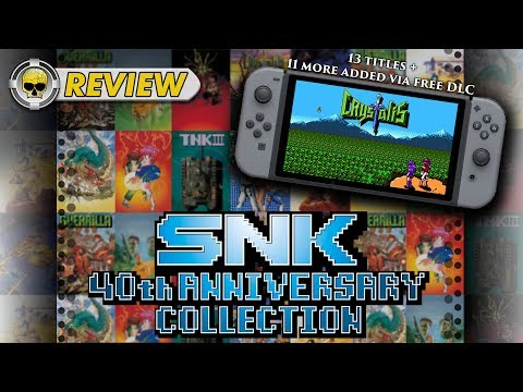 SNK 40th Anniversary Collection: REVIEW (Expanding Retro Catalog) video thumbnail