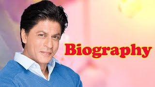 Shah Rukh Khan - Biography in Hindi | शाहरुख खान की जीवनी | बॉलीवुड सुपरस्टार | Life Story - Download this Video in MP3, M4A, WEBM, MP4, 3GP