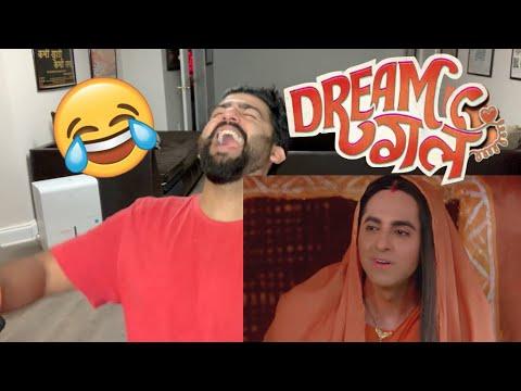 Dream Girl Trailer Reaction | Ayushmann Khurana, Nushrat Bharucha | RajDeepLive