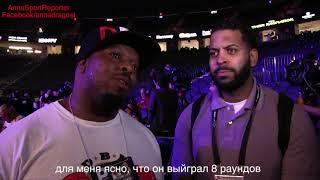 Видео сюжет о вечере бокса Канело и Головкин. 16 сентября 2017 . Лас Вегас