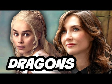 Game Of Thrones Season 5 - Dragons and Asshai Explained