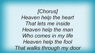 Angie Stone - Heaven Help Lyrics
