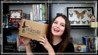 January Owlcrate Unboxing | Magic