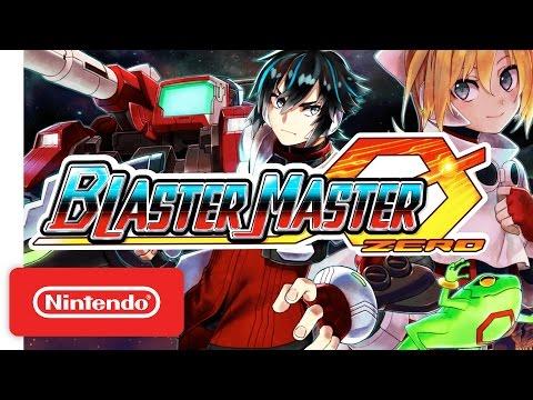 Blaster Master Zero – Nintendo Switch Trailer thumbnail