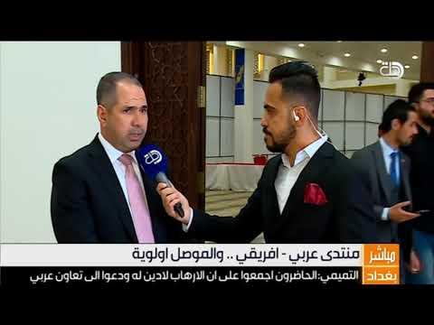 شاهد بالفيديو.. التميمي :  سنبحث فاجعة الموصل في البرلمان غدا واقالة المحافظ على الطاولة