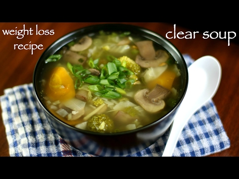 Video clear soup recipe | veg clear soup recipe | clear vegetable soup recipe