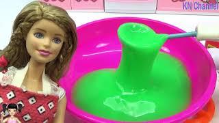 ChiChi ToysReview TV - Trò Chơi điều bất ngờ khi barbie trổ tài nấu ăn