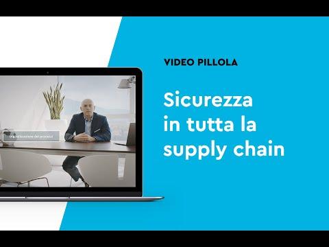Sicurezza e trasparenza in tutta la supply chain