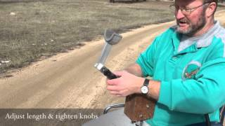 Rifle & Pistol Support System - Big Sky Imagination