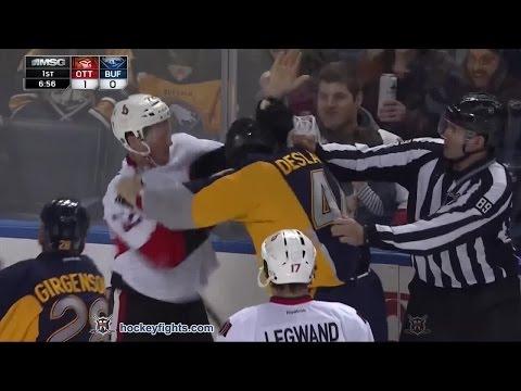 Nicolas Deslauriers vs. Erik Condra