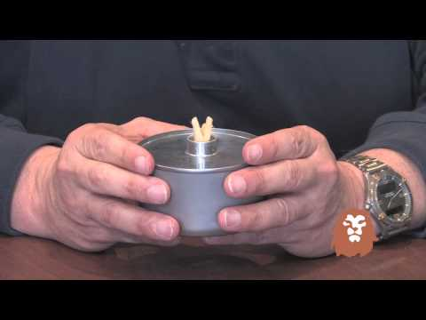 Hollowick 6.1 oz. Easy Heat 425 Adjustable Chafing Fuel (Set of 2)