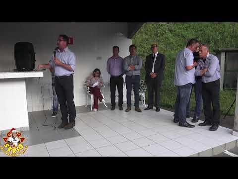 Audiência Pública na Prefeitura de São Lourenço da Serra sobre o Projeto Avançar Cidade com a Palavra Vice Prefeito Ivan
