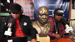 Sway's Universe - Jadakiss Names Top 5 Best Rappers + Why He Didn't like Ghostwriting for Diddy