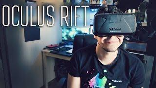 Oculus Rift (DK2) - Виртуальная реальность