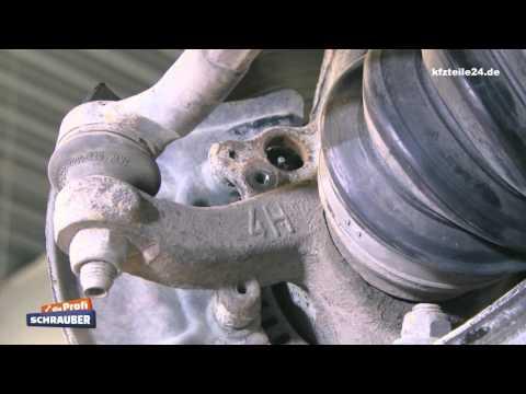 Die Brennstoffpumpe auf audi 100 Benzin der Preis