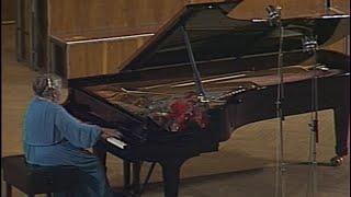 Tatiana Nikolayeva plays Ravel, Scriabin, Borodin, Mussorgsky, Prokofiev - video 1990