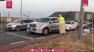 "1000 volunteers in ""Ramadan Aman"" in eastern coast"