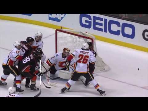 Calgary Flames vs Anaheim Ducks - April 13, 2017 | Game Highlights | NHL 2016/17