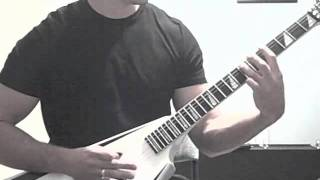 Children of Bodom- Not My Funeral Guitar cover
