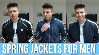 ASOS Jackets Haul | Best Spring Jackets For Men 2019 (Asos, Bershka, Adidas & More)