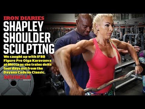 Les muscles dans la lutte avec