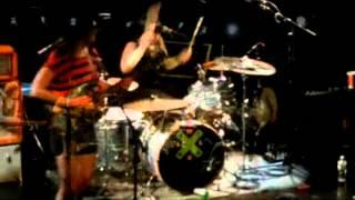Wild Flag - Margin Walker (Fugazi) - Live in Boston 3/21/12 [3 Camera Angles]