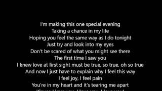 Love At First Sight by Michael Bublé | LYRICS