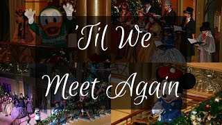 'Til We Meet Again: A Merry Farewell   Disney Wonder Very Merrytime Cruise   Disney Cruise Line