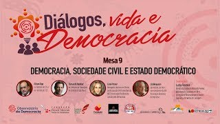 #AOVIVO | Democracia, Sociedade Civil e Estado Democrático | Diálogos, Vida e Democracia