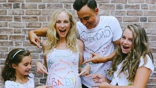 Vampire Diaries Star Candice Accola Announces Shes Pregnant In The Cutest Way Possible!