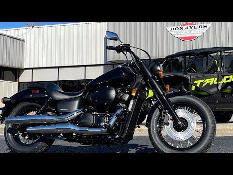 2020 Honda Shadow Phantom in Greenville, North Carolina - Video 1