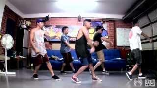 Chris Brown - Ya Man Ain't Me   Richard M. Baculo Choreography @RICHARDMBACULO @BKODE