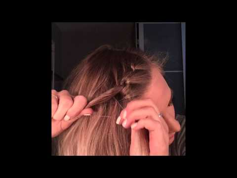Knot Braid - Hairstyle Tutorial