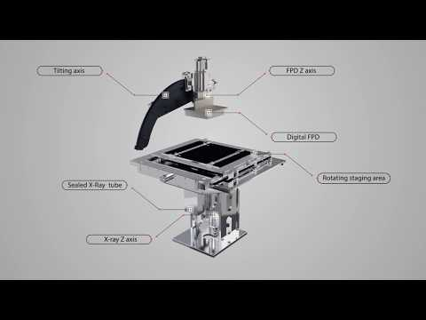 Scienscope X-Scope 1800 X Ray Inspection Systems