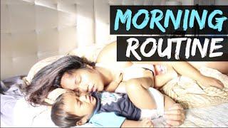 MY MORNING ROUTINE | Kehaulani