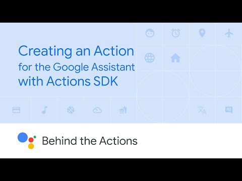 Creating an Action for the Google Assistant with Actions SDK ...