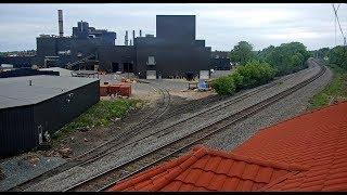 Waupaca, Wisconsin - Virtual Railfan Live