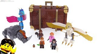 LEGO Fantastic Beasts: Newt's Case of Magical Creatures reviewed! 75952