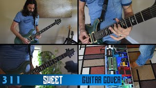311 ~ Sweet ~ Blue Album ~ Guitar Cover