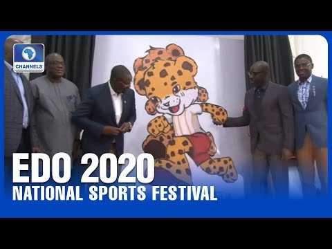 Edo Unveils Mascot For 2020 National Sports Festival