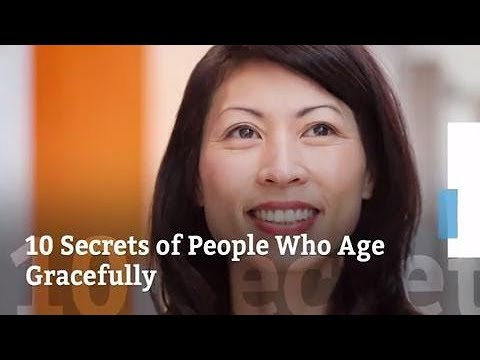 10 Secrets of People Who Age Gracefully | Health