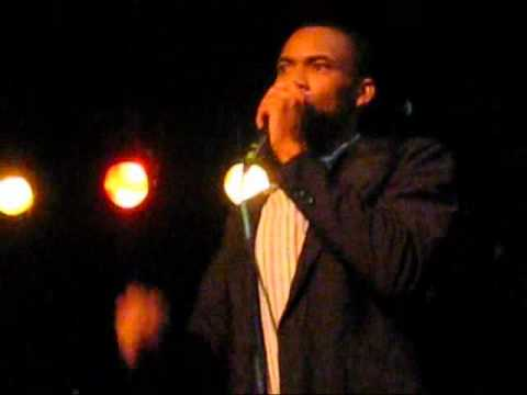Tyrone- When a woman loves (R. Kelly cover)