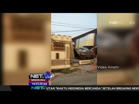 Gempa Berkekuatan 7,7 SR Guncang Donggala