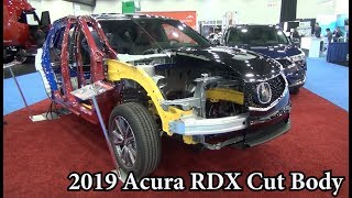 What's Really Inside the New 2019 Acura RDX?