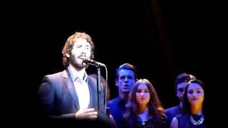 You'll Never Walk Alone - Josh Groban - Manchester