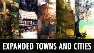 Skyrim Mod: Expanded Towns and Cities