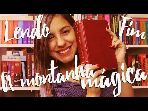 Diário de leitura: A Montanha Mágica #3 - Último vídeo, conclusão
