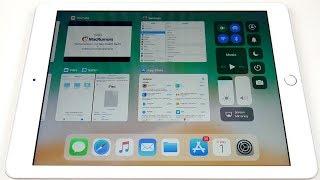 2017 iPad iOS 11 Review! - dooclip.me