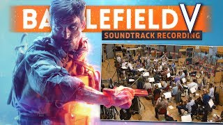 RECORDING THE BATTLEFIELD 5 ORIGINAL SOUNDTRACK! - Live Abbey Road Studios Music Recordings