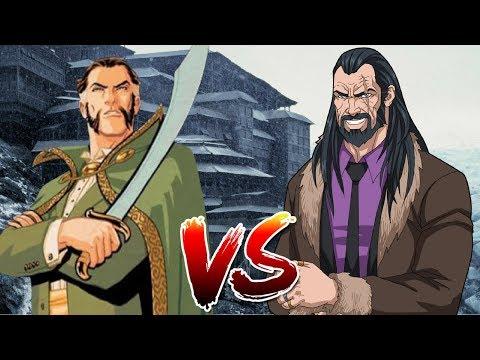 Ra's Al Ghul VS Vandal Savage | BATTLE ROYALE